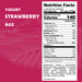 Strawberry Yogurt, 6oz - 081312200647